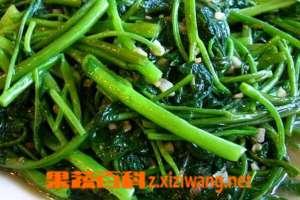 蒜蓉空心菜的做法 蒜蓉空心菜如何做好吃